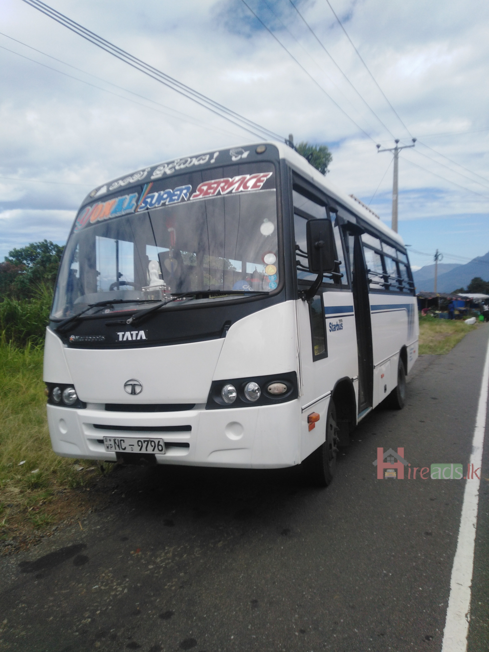 28 seat bus for hire
