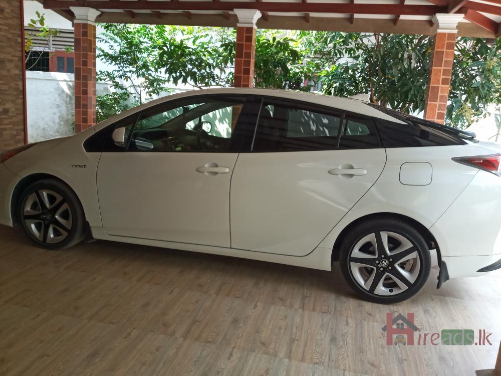 Prius Car For Hire - GAMPAHA