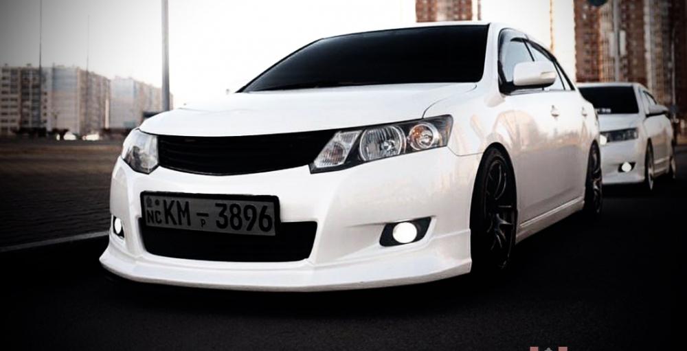 Luxury cars for hire - පොළොන්නරැව