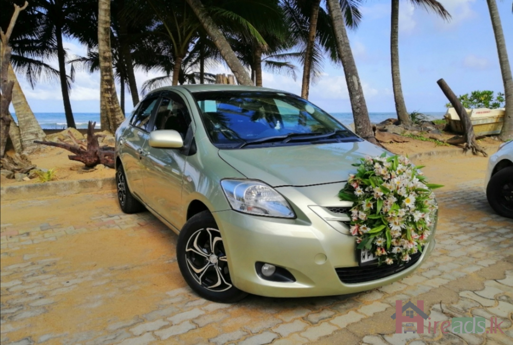 Car for Wedding hire and Special hire - යක්කල